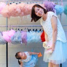 【最美媽媽力】女強人媽媽辭職打造她和女兒夢想中的澎澎裙品牌
