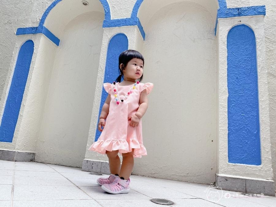 寶寶的第一雙日本IFME機能童鞋 夏天就該有一雙透氣水涼鞋_img_1