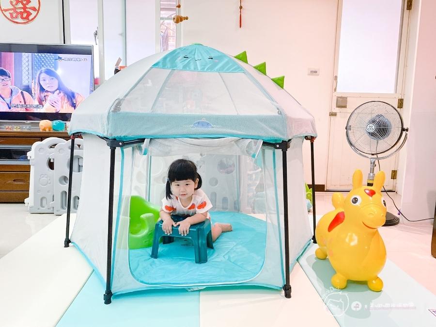 育兒好物 室內外都能用的孩子安全快樂小天地-小鹿蔓蔓折疊遊戲圍欄_img_36