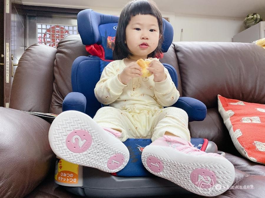 寶寶的第一雙日本IFME機能童鞋 夏天就該有一雙透氣水涼鞋_img_24