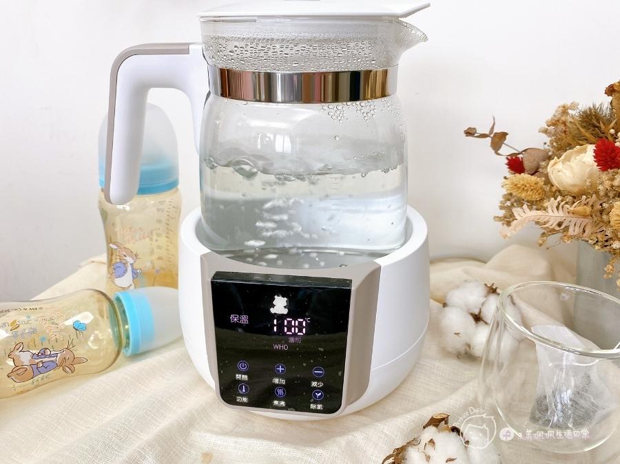 泡奶幫手|隨時提供最佳溫度-Snow Bear韓國小白熊智敏恆溫調乳器,一機多用超方便_img_12