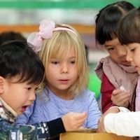 台北歐洲學校法國部 校園參觀日花絮