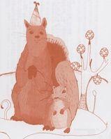 EQ故事--小松鼠的禮物
