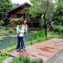 【親子健行】八仙山國家森林遊樂區。一次滿足賞螢觀瀑森林浴
