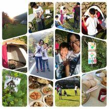 跟寶貝的第一次露營初體驗~新鮮又好玩