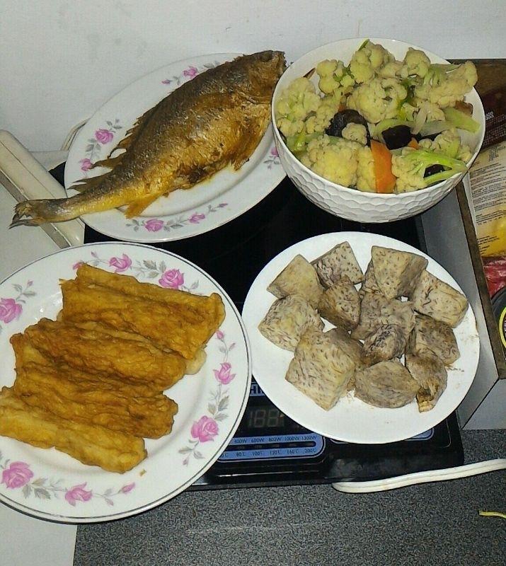 #年菜 除夕夜一定要有魚~年年有餘