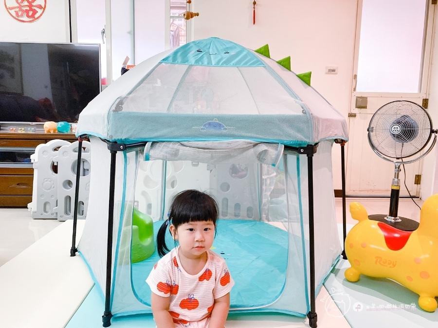 育兒好物 室內外都能用的孩子安全快樂小天地-小鹿蔓蔓折疊遊戲圍欄_img_28