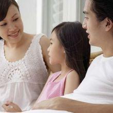 研究:父親說床邊故事 效果更佳
