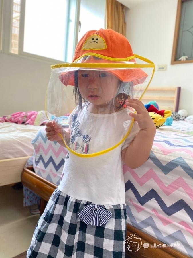 防疫生活|家有新生兒必備!寶寶專屬防疫帽😷_img_3