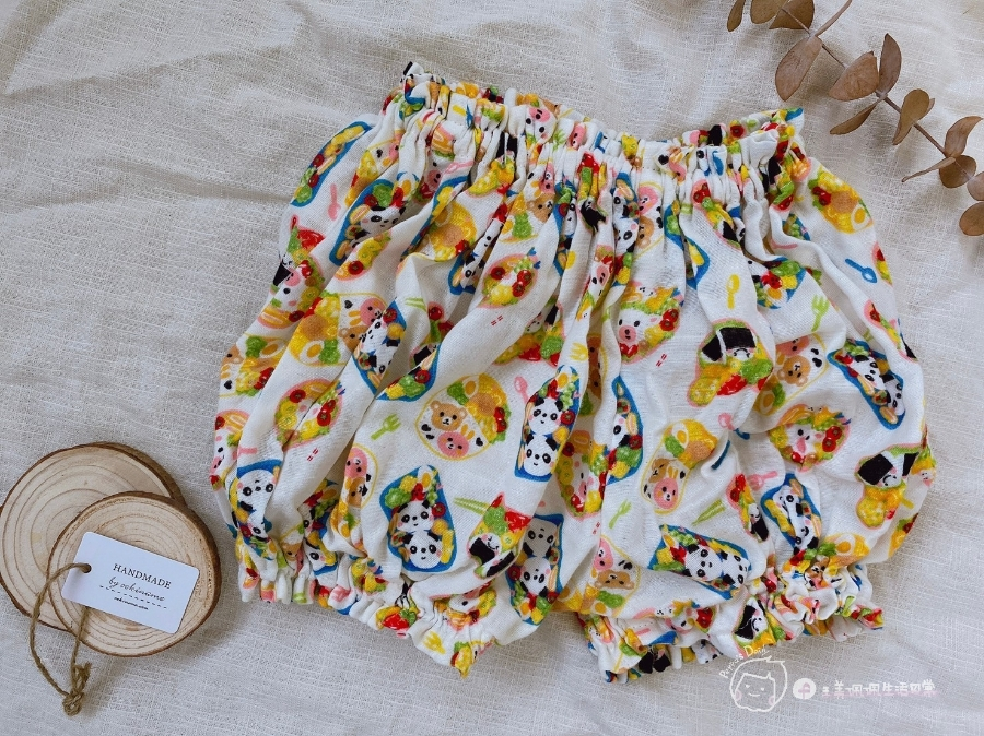 [手工訂製推薦]MIT高質感日系親子服-Ookiname大目手作童裝髮帶_img_34