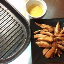 【體驗】廚房新朋友,日本Pearl Life油切烤盤&不沾華芙餅鍋