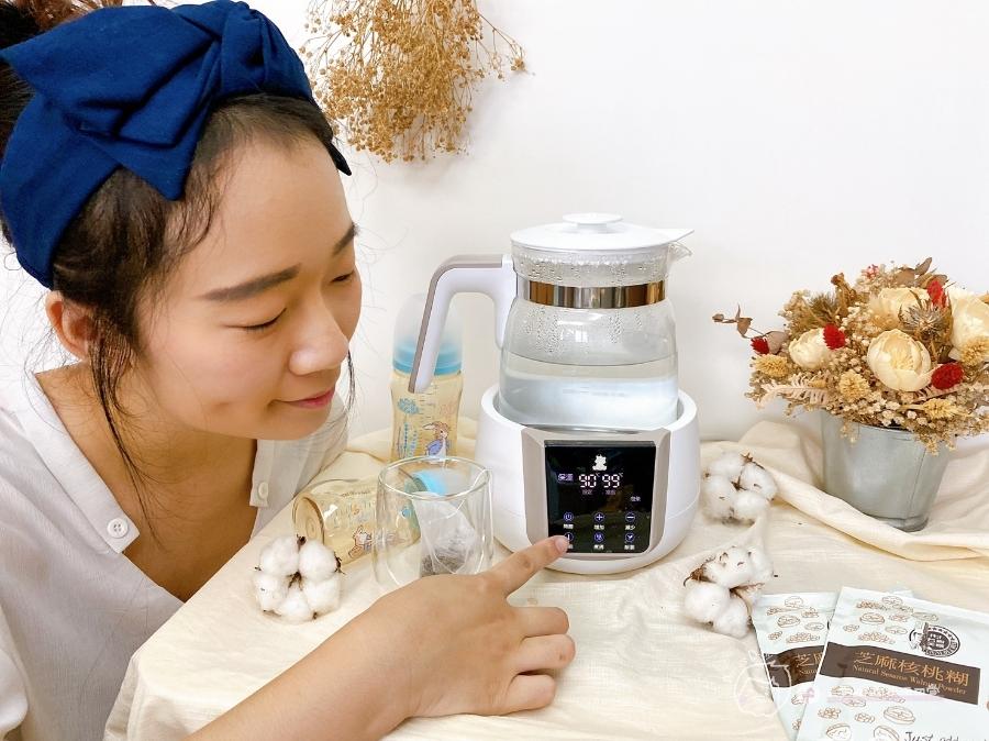 泡奶幫手|隨時提供最佳溫度-Snow Bear韓國小白熊智敏恆溫調乳器,一機多用超方便_img_13