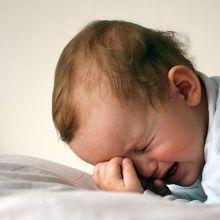寶寶睡眠品質欠佳 竟然與過敏有關?