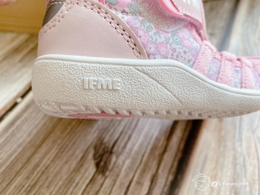 寶寶的第一雙日本IFME機能童鞋 夏天就該有一雙透氣水涼鞋_img_36