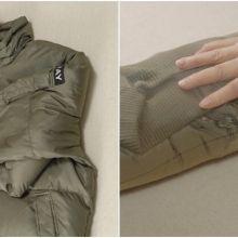 連身裙、厚帽T、羽絨衣、西裝褲…用「摺收納」就能搞定這10種衣物