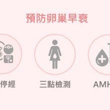 遠離卵巢早衰:三點自我檢測