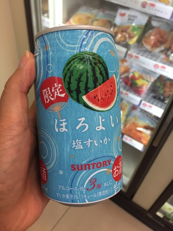 最近某便利超商好像有3件85折活動的樣子, 今晚,有點想來一杯了! #就是很愛吼囉呦伊 #出不完的限定口味太壞太壞 #西瓜口味是8月買的現在沒有了