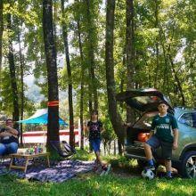 走!帶著【森林人】入山林  駕駛樂趣&露營回憶 一次滿足