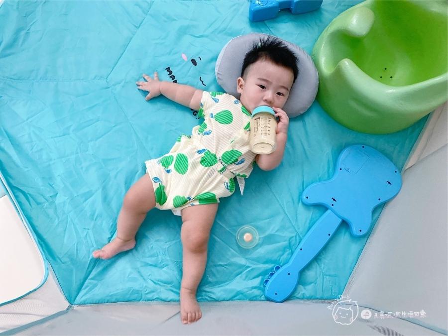 育兒好物 室內外都能用的孩子安全快樂小天地-小鹿蔓蔓折疊遊戲圍欄_img_33