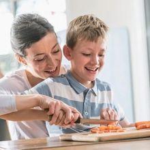 為何爸爸更容易給孩子們吃不太健康的食物?