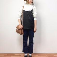 雖然還是有點冷但心情已經是春天了⋯⋯♡2月的丹寧單品該怎麼穿搭呢?