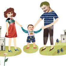 呂秋遠:離婚官司, 如何處理孩子親權?