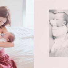 我那辛酸與唯美並行的哺乳之路:農純鄉媽媽茶 實現我與寶寶的親密時刻!