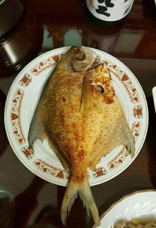 祝大家新年快樂,年年有魚 年年有錢😌 #年菜
