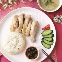 海南雞飯有泰國版 ?泰式油雞飯好開胃!