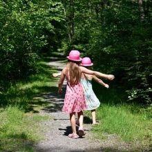 山林中親子關係的特殊性