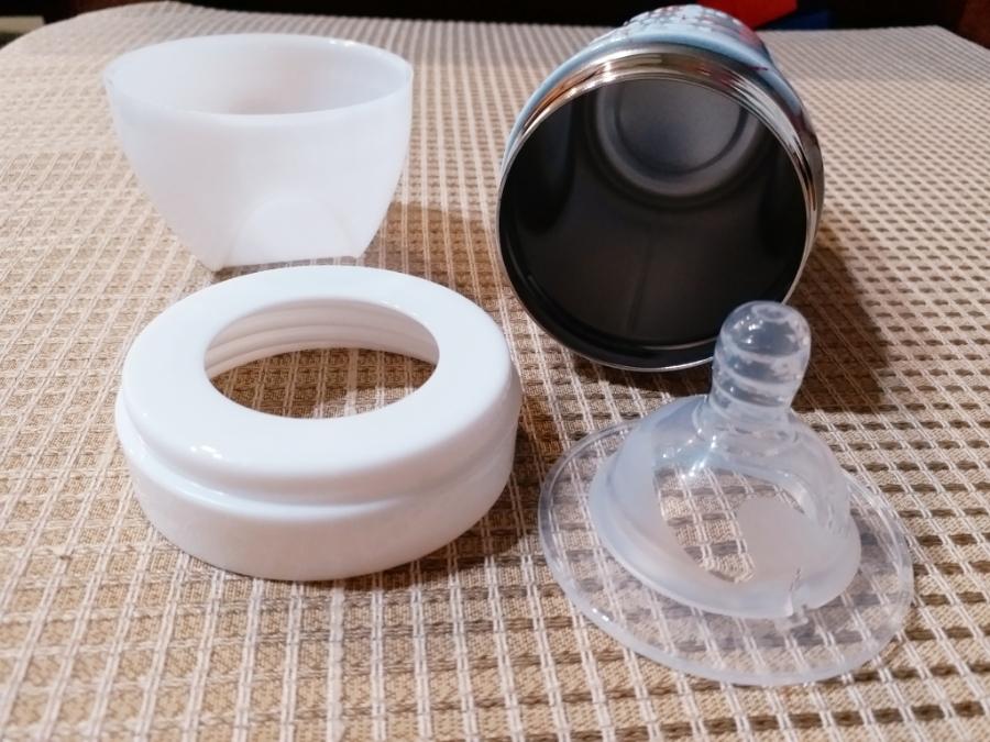 奶瓶圈128g的輕量時尚:瑞典炫客Twistshake不銹鋼奶瓶 _img_6
