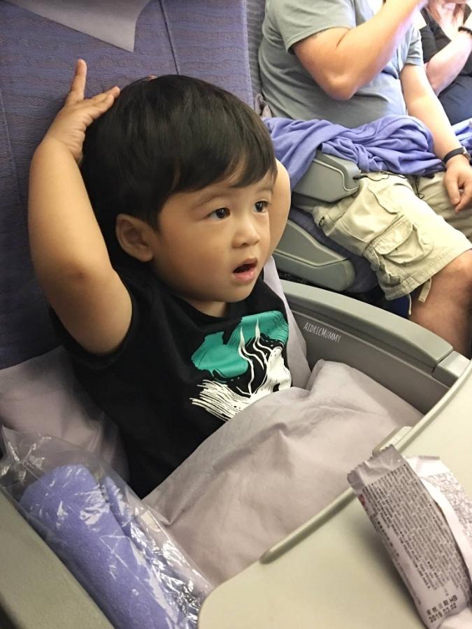【搭飛機】帶寶寶搭飛機一點都不難,這樣準備準沒錯!