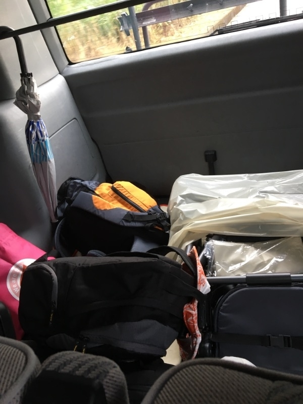 今年第一次旅行,載著棉被出門,穿插兩天睡車上及旅館,也能省下五千元 #省錢
