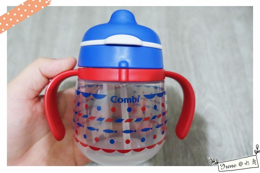 【Combi樂可杯】讓寶寶快樂練習喝水~《啜飲杯》_img_21