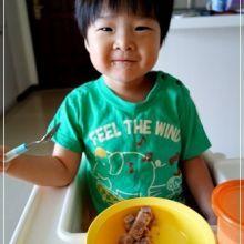 ▌育兒大小事 ▌ 孩子會乖乖坐著吃飯嗎?! 其實,習慣也是需要培養的。