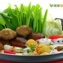 火鍋一周吃一次 多喝水、吃蔬果排毒