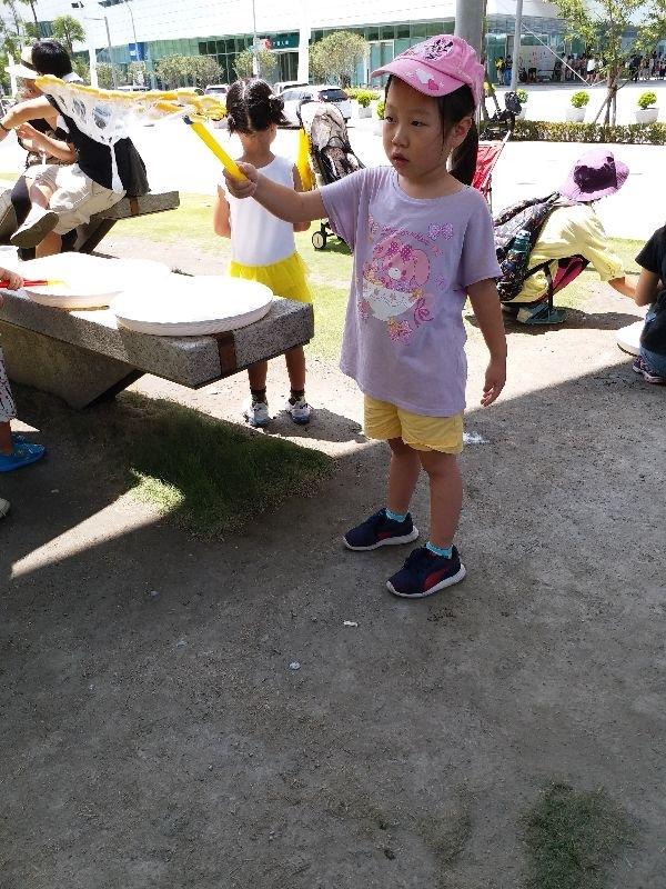 暑假的每個週末,都帶bb去戶外活動,讓她開心跑跳! #暑假生活