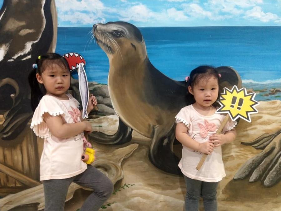 【中秋放電親子遊】Day1-野柳海洋公園