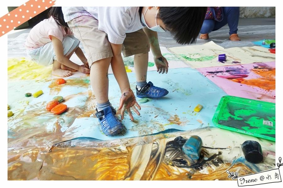 【藝起玩樂 DIY】夏日遊戲, 色彩繽紛冰塊畫 ~製作分享_img_10