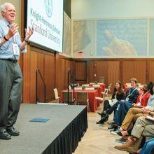 矽谷教父、前史丹佛校長漢尼斯(Dr. Hennessy):培養孩子成為終身的學習者