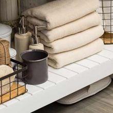 善用畸零空間巧妙布局,浴室收納力全面升級!