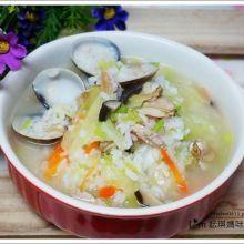 高麗菜鹹粥食譜→我煮的鹹粥人人讚好吃,美味的料理秘訣請看這篇!