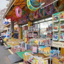 小Q媽咪|韓國親子旅遊|斗塔出發,走往東大門昌信洞玩具街|附錄陳玉華一隻雞