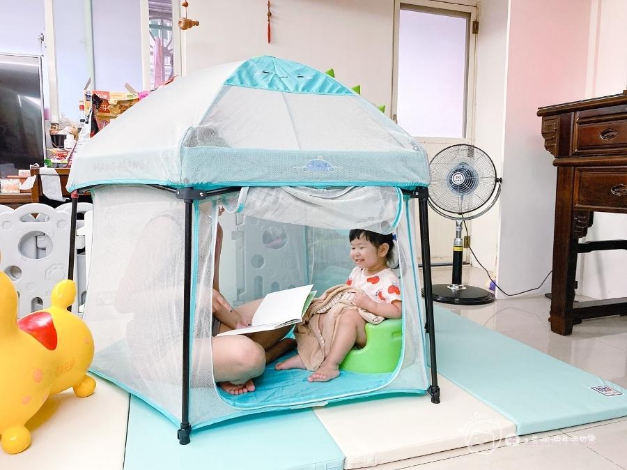 育兒好物 室內外都能用的孩子安全快樂小天地-小鹿蔓蔓折疊遊戲圍欄_img_38