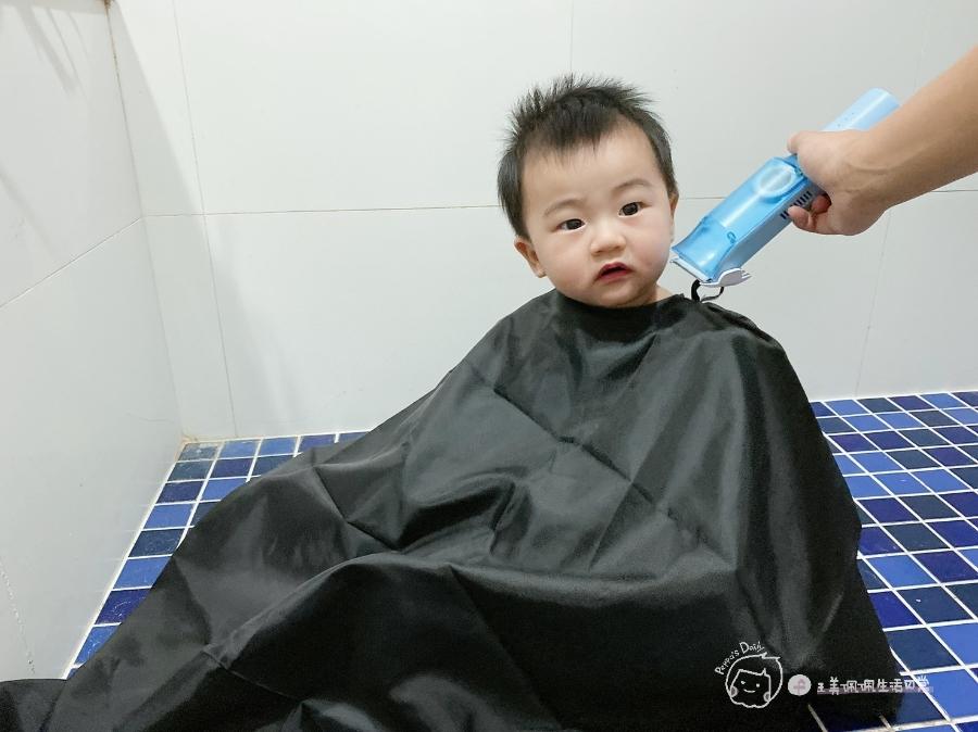 開箱|居家理髮不求人,媽咪輕鬆斜槓理髮師|日本SAKANO KEN 坂野健電器-自動吸髮兒童電動理髮器_img_14