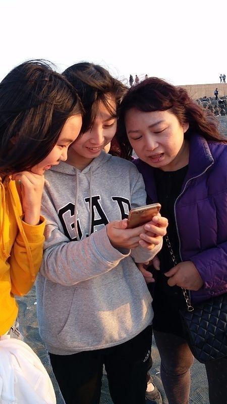 台南遊—觀夕平台😊 #親子旅遊