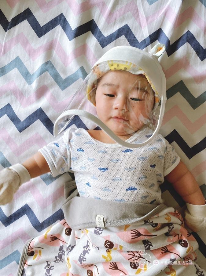 防疫生活|家有新生兒必備!寶寶專屬防疫帽😷_img_23