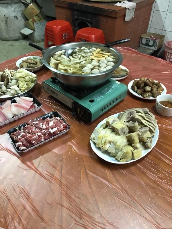 年夜飯少不了~火鍋 #年菜