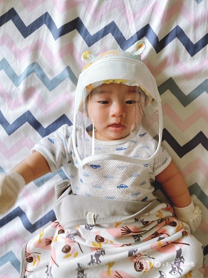 防疫生活|家有新生兒必備!寶寶專屬防疫帽😷_img_21