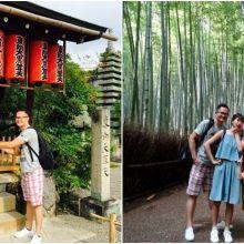 就順道去一下--嵯峨嵐山(京都)